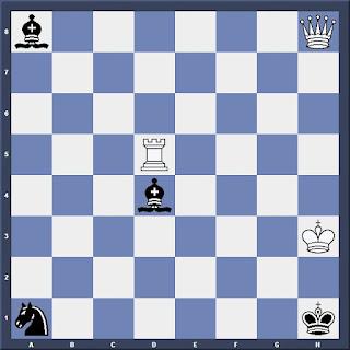 Échecs & Tactique : les Blancs jouent et matent en 2 coups - Niveau Fort