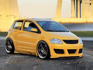 Fotos Fox amarelo tunado