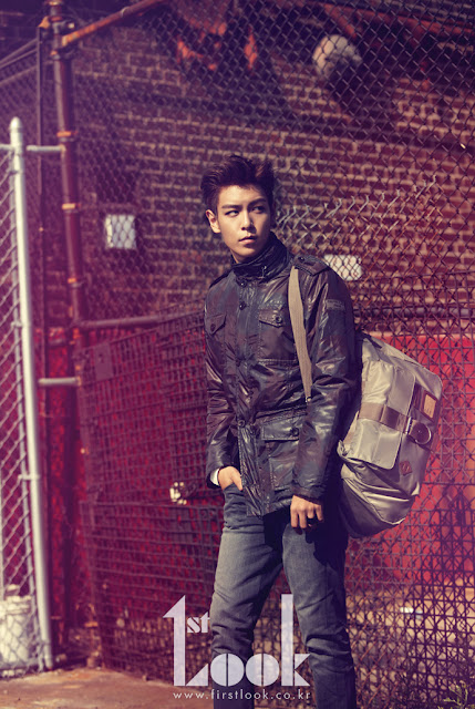 Big Bang T.O.P Calvin Klein 1st Look 13