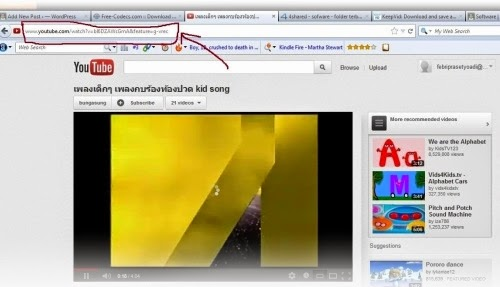 Download Video Dengan Keepvid.com