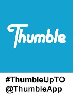 #ThumbleUpTO