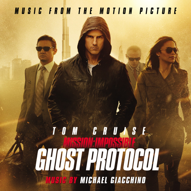 Mission Impossible 4 Movie Soundtrack