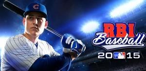 R.B.I. Baseball 15 APK+DATA