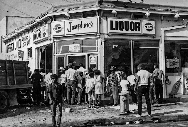 Image result for watts riots looting