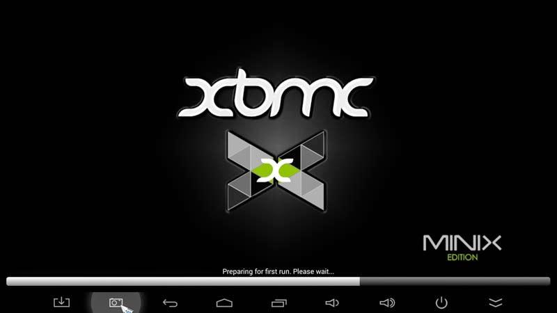 XBMC MINIX EDITION