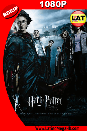 Harry Potter y el Cáliz de Fuego (2005) Latino HD BDRIP 1080P ()