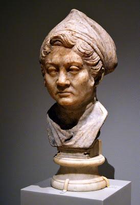 """Portrait of a Woman"", Carlos Museum"