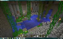 Minecraft Underground Castle