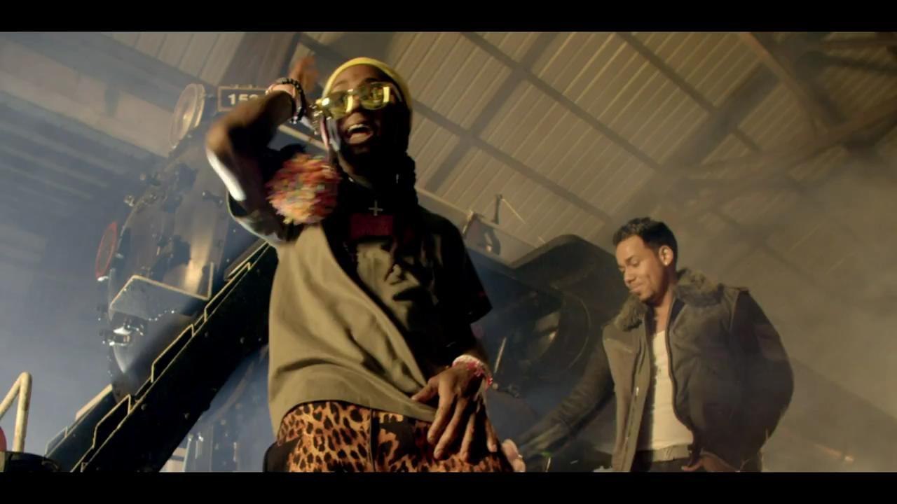 All Aboard - Lyrics & Video - Romeo Santos Feat. Lil Wayne