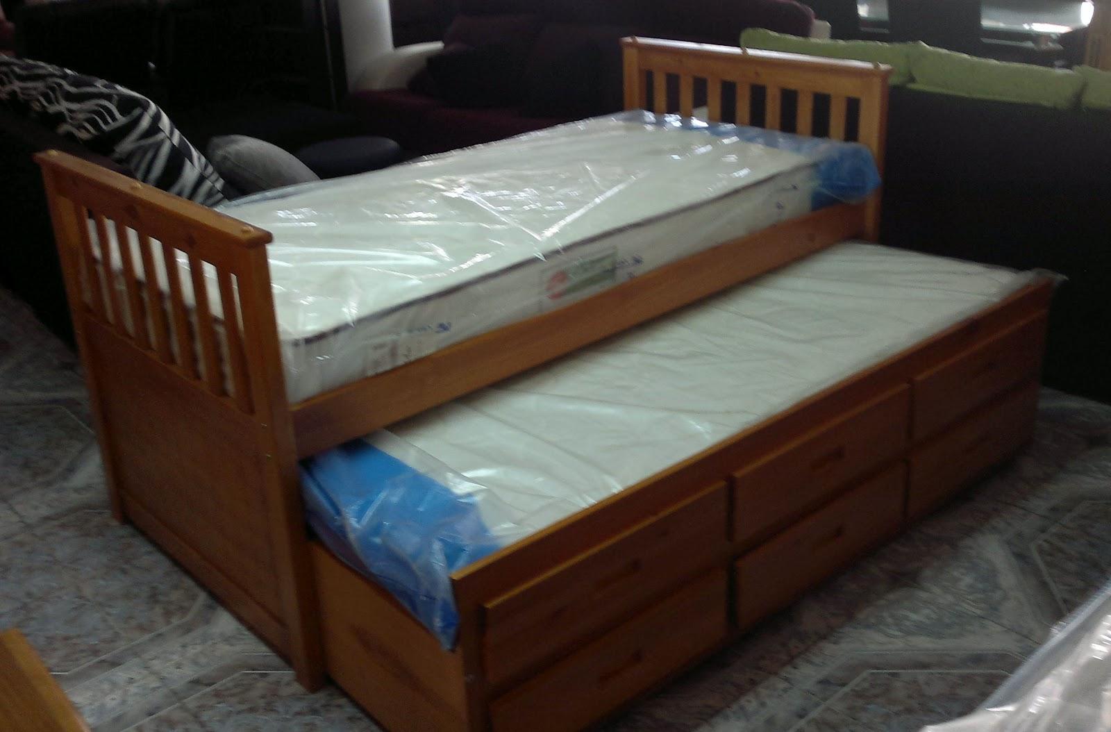 Muebles san andres muebles y electrodom sticos cama nido - Cama nido doble ...
