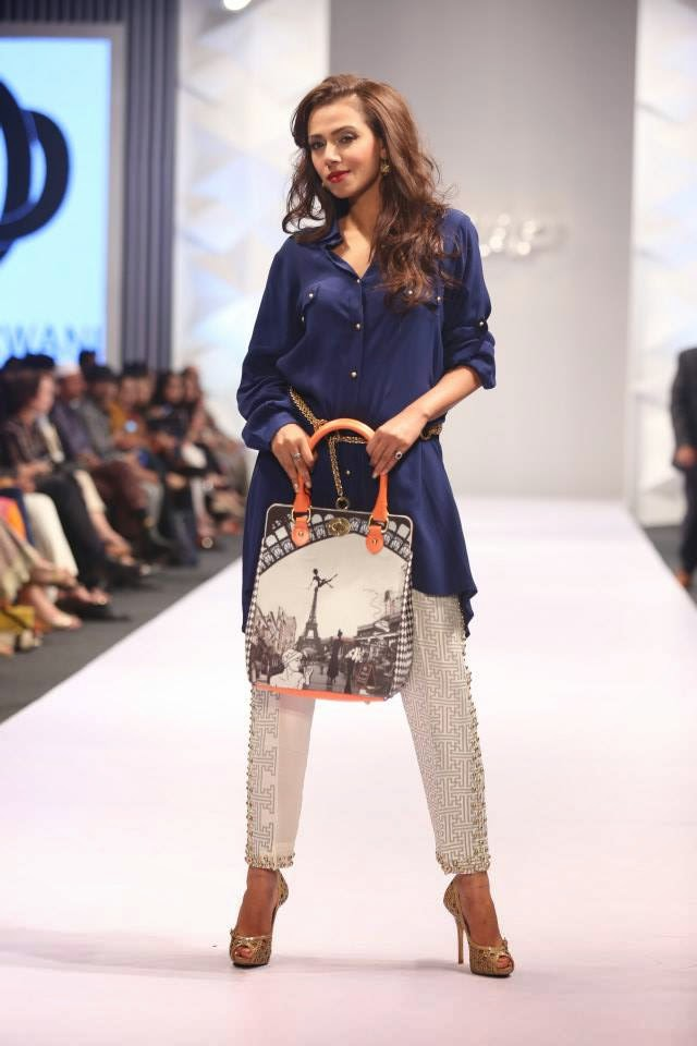 Deepak Perwani Summer Wear Dresses