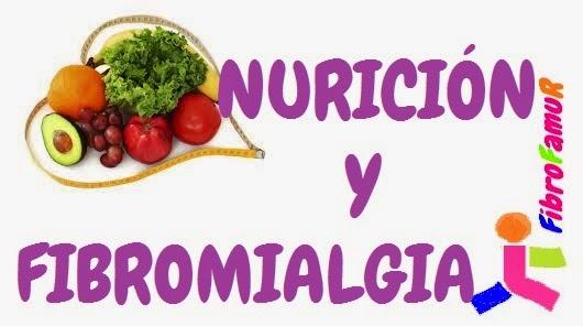 NUTRICIÓN Y FIBROMIALGIA