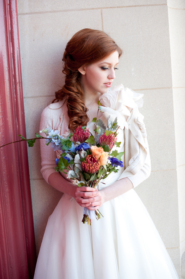 Winter Bride Richmond Va Airbrush Wedding Makeup Artist Aaron Ellerbrock