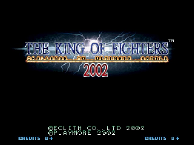 The King Of Fighters 2002 Magic Plus 2