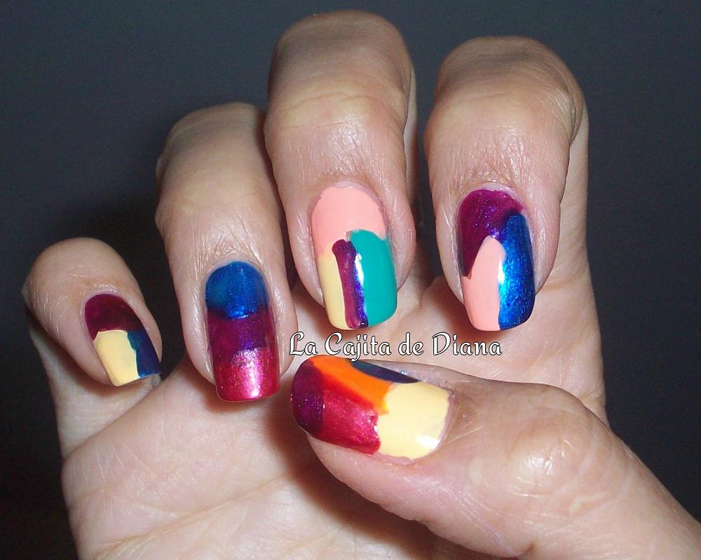 La cajita de diana podras encontrar temas sobre nail art - Sedas para unas ...