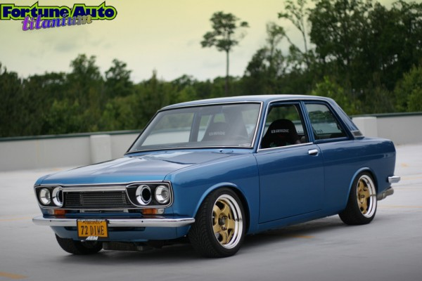 Amazing Cars Datsun 510
