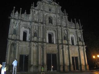 church of st paulo,st paulo,saint paulo church,santo paulo