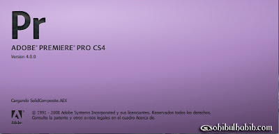 Adobe Premiere CS 4 Full Crack