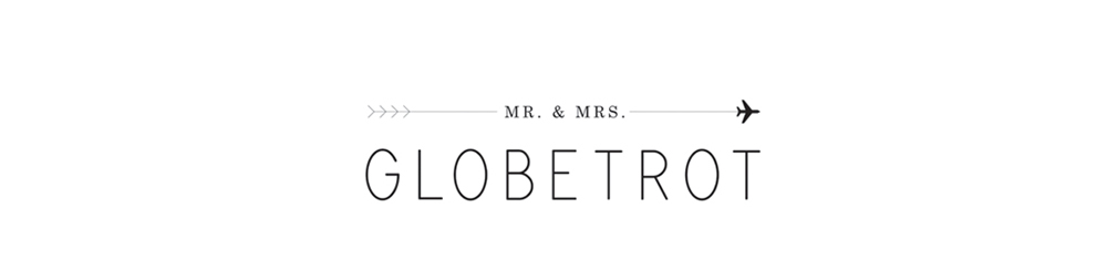 Mr and Mrs Globe Trot