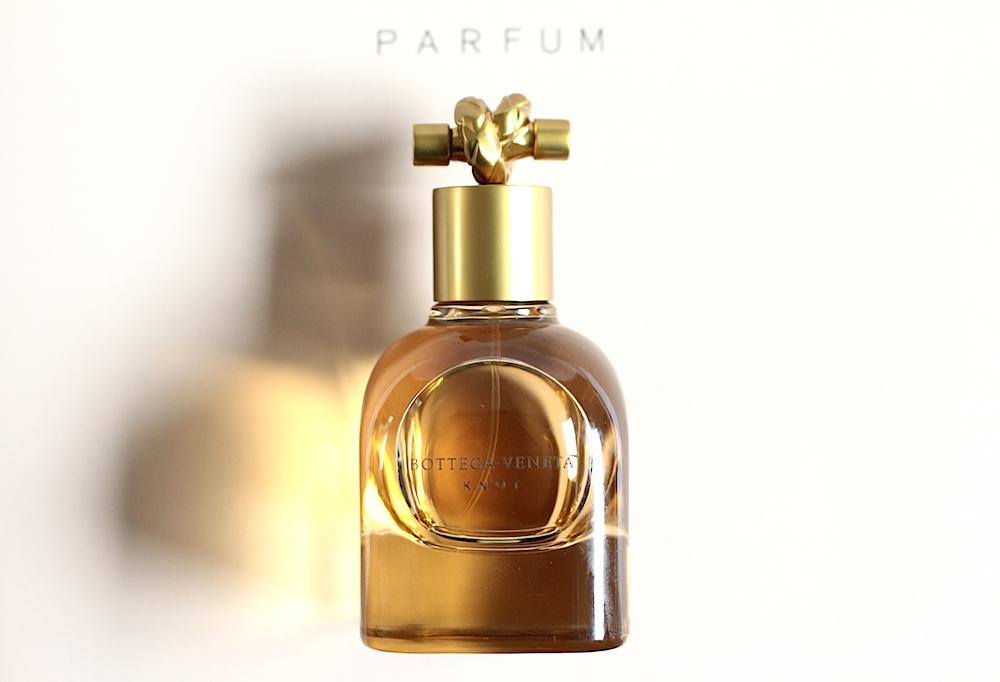 bottega veneta knot parfum femme avis test