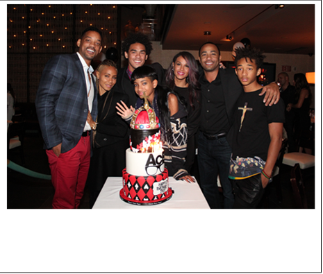 Will-Smith-Jada-Pinkett-Smith-Trey-Smith