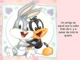 Bugs Bunny Amistad