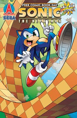 Sonic the Hedgehog. I have mixed feelings since Sonic fan artist and writer ...