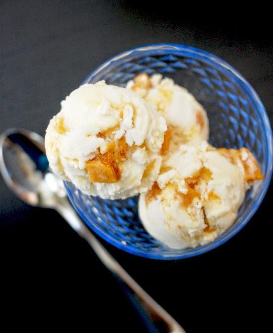 Eva Bakes - There's always room for dessert!: Hokey pokey ...