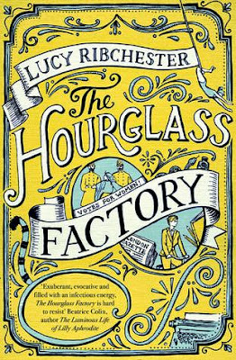 The Hourglass Factory Lucy Ribchester