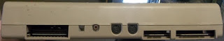 Commodore 64 Back Panel