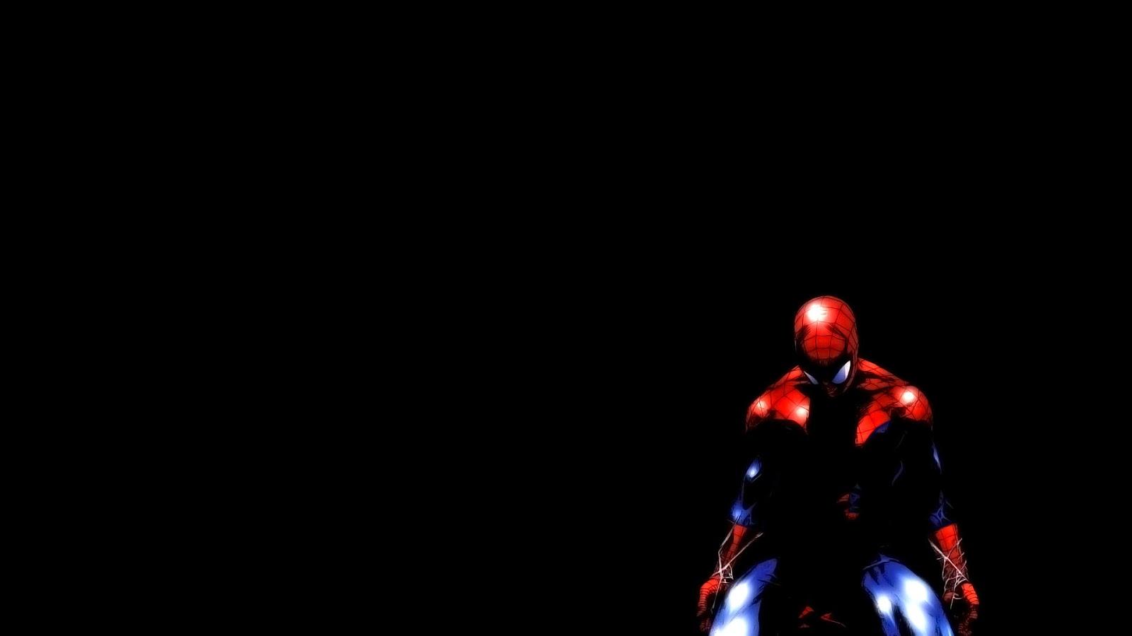 Wallpaper HD 1080p Spiderman Movie Comics