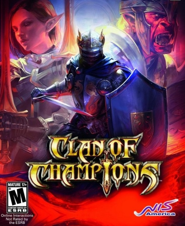 Clan Of Champions (2013) Pc Game