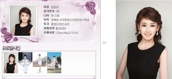 นางงามเกาหลี 2013 ศัลยกรรม หน้าเหมือนเป๊ะ - 09