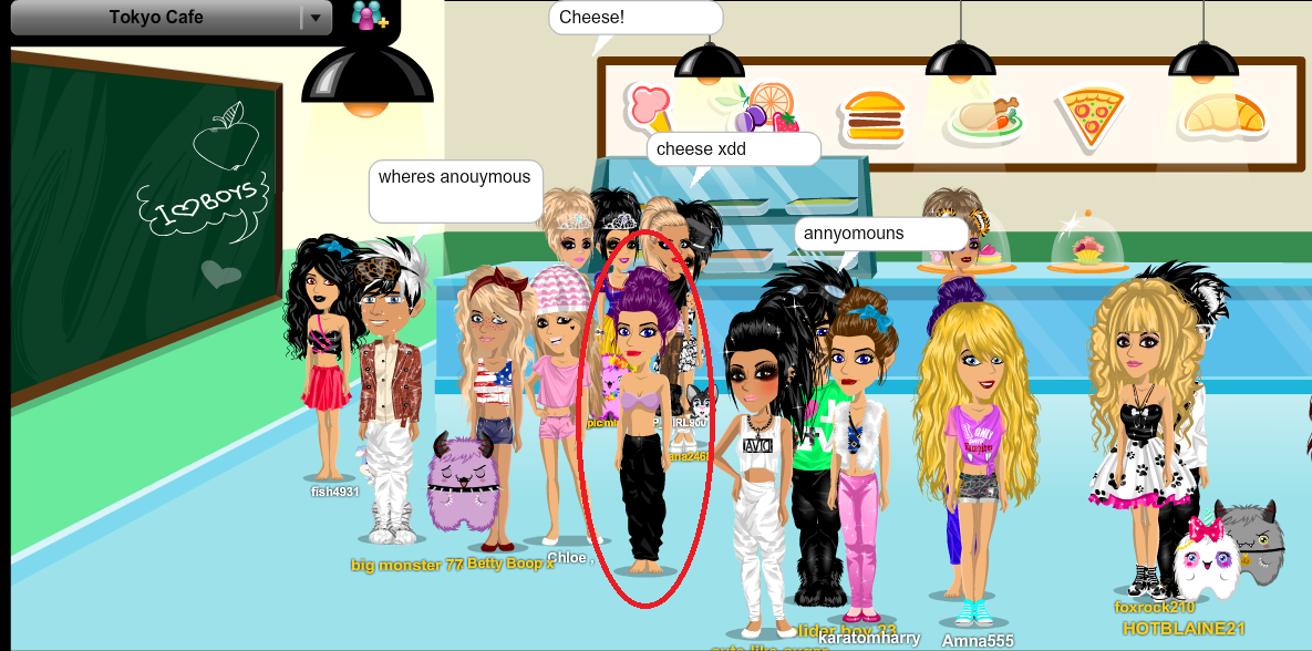 It started by a blog on msp little test