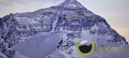 Gunung Everest, Nepal