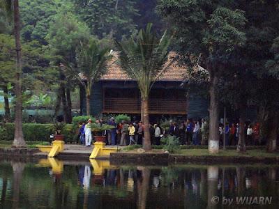 บ้านพักอดีตประธานาธิบดีโฮจิมินห์
