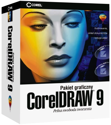 CorelDRAW Graphics Suite 9