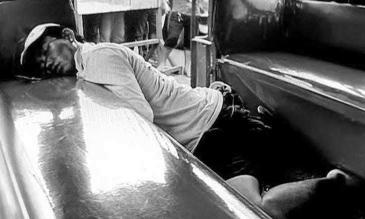 Man Shot Dead Inside Jeepney in Davao