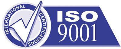 Certificaciones ISO 9001 y ISO 14001