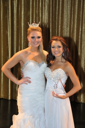... competition for Miss America's Outstanding Teen concluded in Orlando.