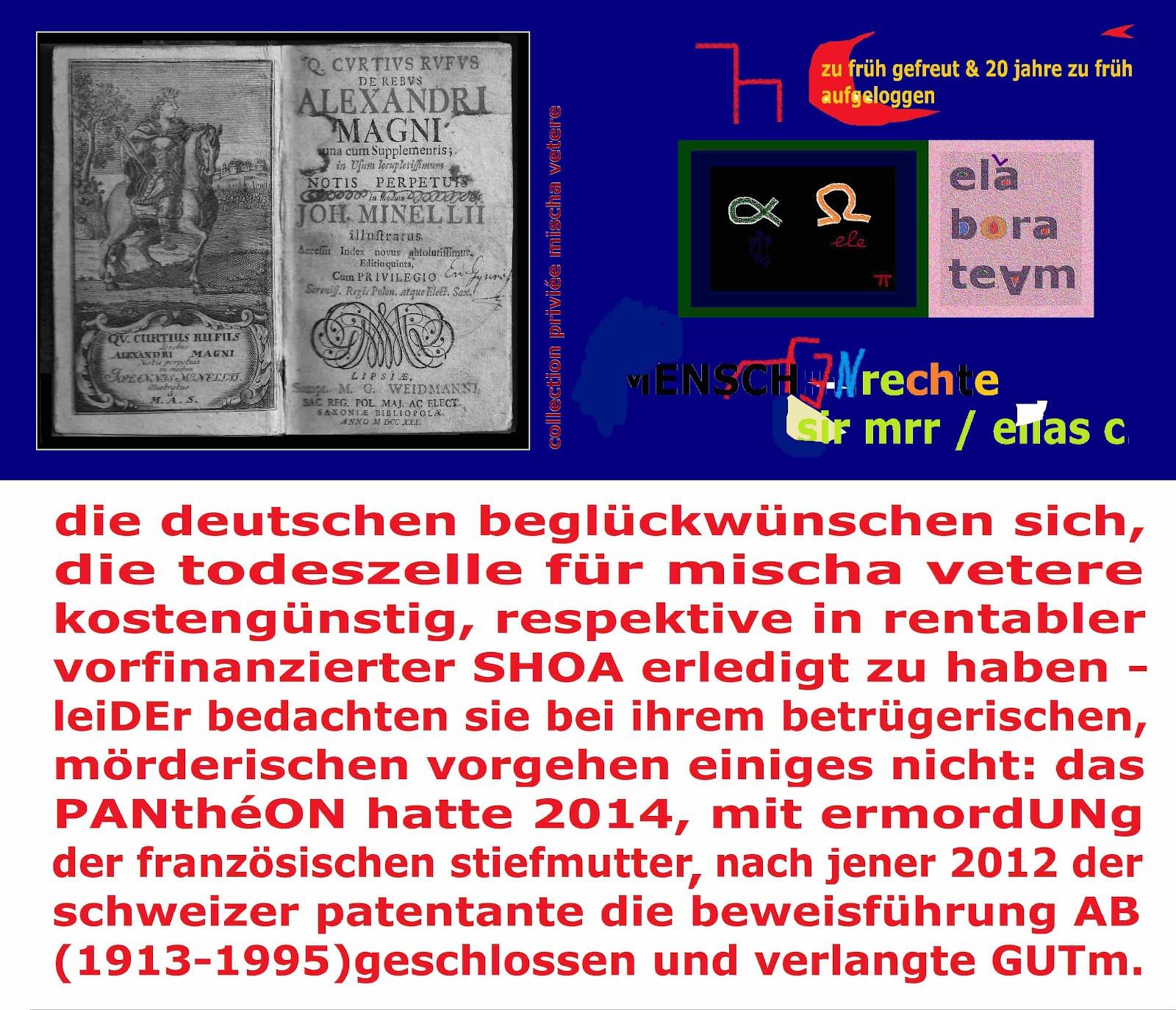 urheberrechtsdiebstähle MARKENRECHT google ratings mischa vetere asien berliner anwaltsverband alex