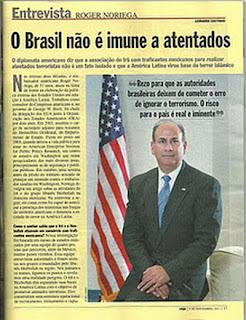 """""""Brasil é um alvo tentador para terroristas..."""" Seríamos o próximo destino para ataques de falsa bandeira?"""