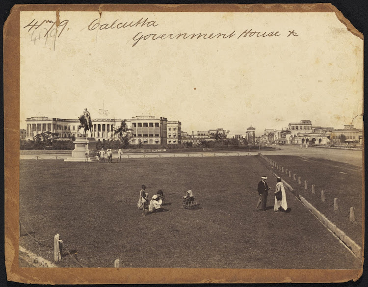 Government House - Calcutta (Kolkata) - Mid 19th Century