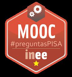 El emblema del MOOC #preguntasPISA