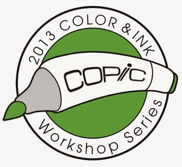 Copic Color & Ink Workshop