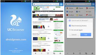 Aplikasi Browser Android Paling Populer di Dunia
