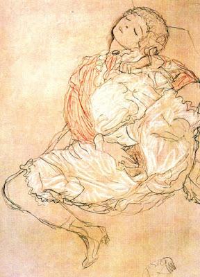 Masturbació (Gustav Klimt)
