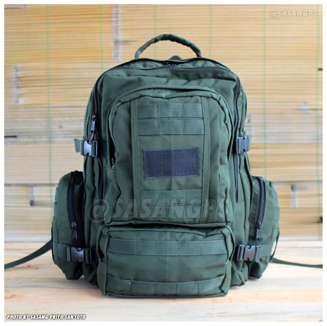 Tas Punggung Militer PX314 Refreshop Warna Hijau