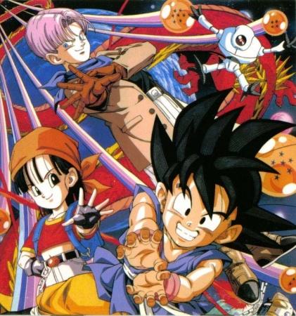 Global TV Akan Tayangkan Anime Dragon Ball GT Januari 2016