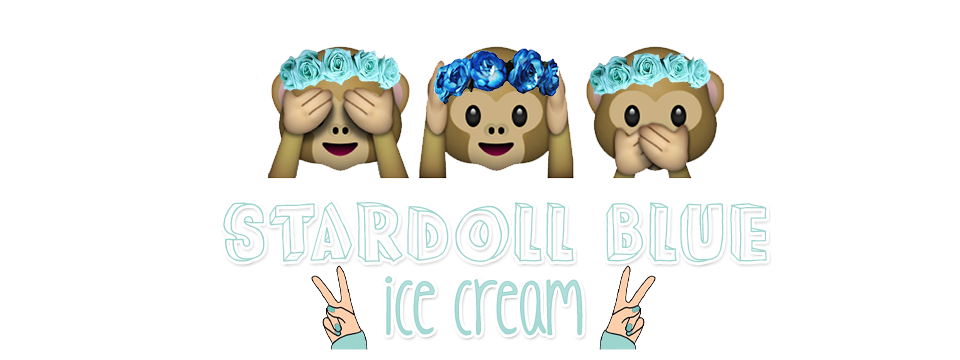 ♕Stardoll Blue Ice Cream♕
